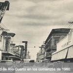 El centro de Río Cuarto