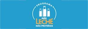 Programa más leche más proteínas