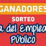 Ganadores - Sorteo Día del Empleado Público