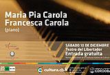 Pianistas italianas en el Libertador