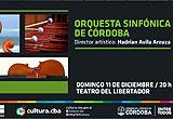 La Orquesta Sinfónica y solistas en percusión