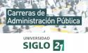 Imag Destacada - Carreras de Administración Pública - Siglo 21