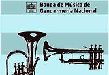 La Banda de Gendarmería en el Libertador