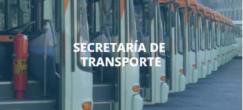 Panel Transporte