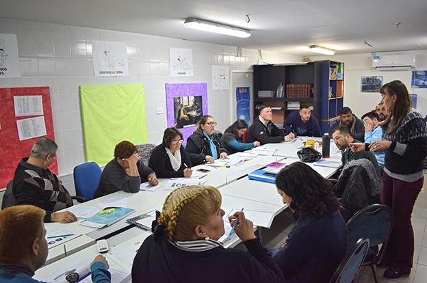 Apoyando el desarrollo integral de los recursos humanos de la Provincia