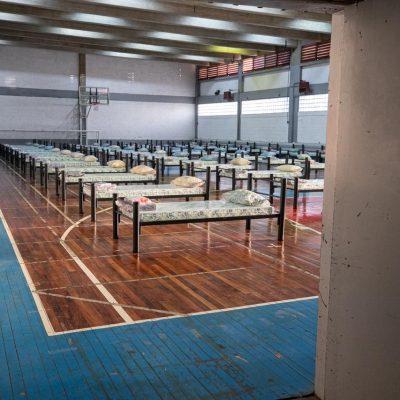 Centro de Aislamiento Estadio Kempes
