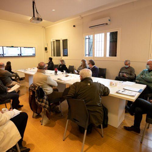Reunión Comité Asesor de Científicos