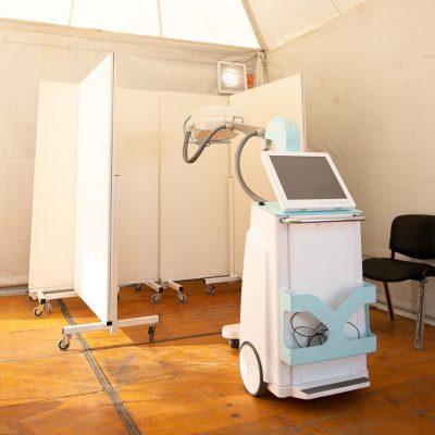 Hospital Rawson: internación para pacientes con coronavirus