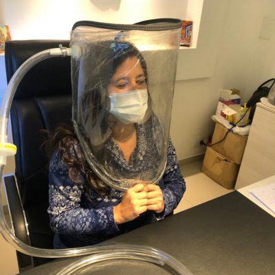 Presentación de Tratamiento para pacientes con coronavirus