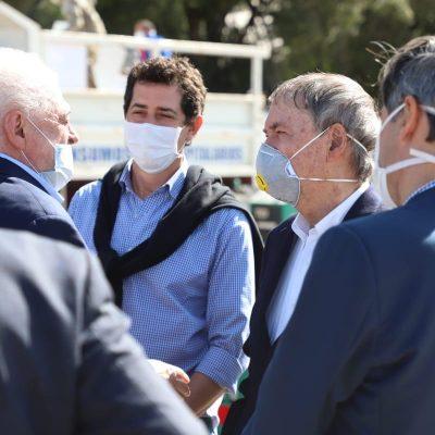 Nación envió respiradores a Córdoba