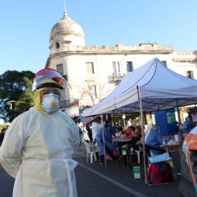 Control sanitario en Mercado Norte